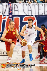 Marco Rossi (BasketInside.com) Tags: italy biella bi 2014 2013 angelicobiella lauretanaforum legaduegold verolibasket