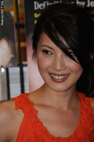 JEANETTE AW 欧萱