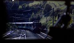 New window, old loco. (gearlok) Tags: switzerland 110 railway zentralbahn brunigline
