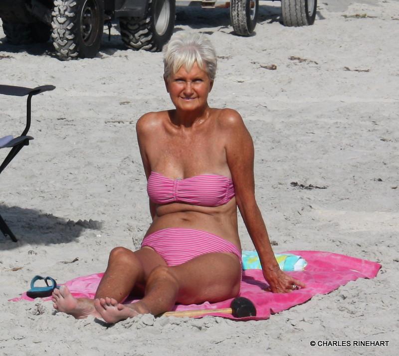 Matures on beach