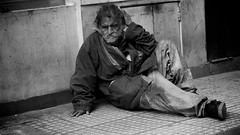(Nicolas Alejandro Street Photography) Tags: world street camera old city portrait people urban bw woman white man black streets eye argentine square lens four photography photo buenosaires focus flickr faces metro live candid documentary going o