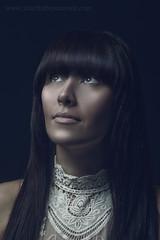 Donna Retouch (Martin Beaumont) Tags: lighting portrait girl beauty model nikon dish vogue retouch sb900 d7000