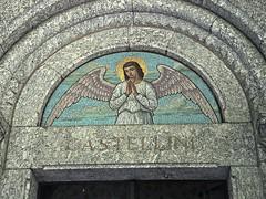 Milan cemetery (dw*c) Tags: italy cemeteries milan cemetery grave nikon italia milano tomb graves tombs picmonkey