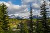 Banff, Alberta, Canada (trek22-) Tags: trees canada mountains clouds canon day cloudy alberta 7d banff snowtop trek22 canadarockymountains projectweather