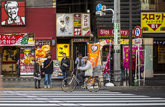 The Colonel (Fireproof Creative) Tags: street travel japan canon tokyo harajuku odaiba gyoen asakusa akasaka 5diii