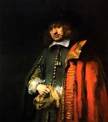 Rembrandt van Rijn (1606-1669) - 1654 Portrait of Jan Six (Private Collection) (RasMarley) Tags: portrait dutch 17thcentury painter million baroque rembrandt privatecollection 1654 rembrandtvanrijn 1650s vision:outdoor=0775 vision:dark=0777 vision:sky=0674 portraitofjansix