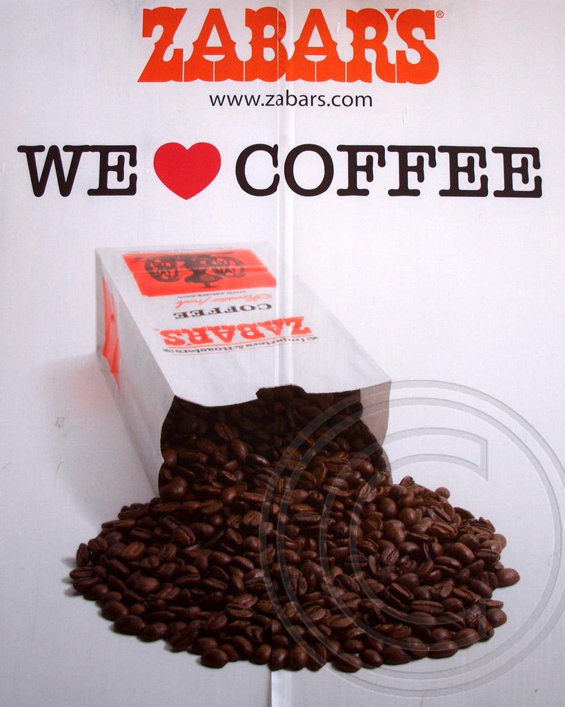 Zabars Coffee Cake