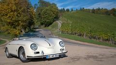 Porsche-Wochenende in Durbach