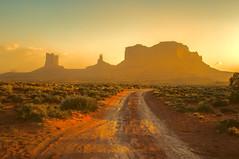 Track to Monument Valley (m@yphotos) Tags: sunset vacation arizona usa sun backlight way utah nikon track sonnenuntergang dusk urlaub sandstorm northamerica monumentvalley amerika sonne backlighting 2012 weg mexicanhat gegenlicht d90 nordamerika sandsturm mygearandme mygearandmepremium mygearandmebronze mygearandmesilver mygearandmegold flickrstruereflection1 flickrstruereflection2 urlaubusa2012 vacationusa2012