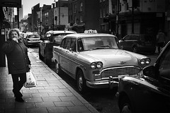 (Sean Wakefield Photography & Retouching) Tags: street new york uk winter england urban ny london classic cars photography photo britain taxi photojournalism documentary east hoxton