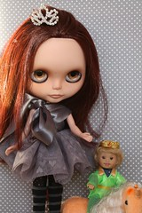 Dawson and her 'prince'