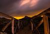 Caminos (Fran Ramos.) Tags: longexposure españa naturaleza noche paisaje paseo nubes nocturna nocturnas cartagena calblanque suereste f20mazarron laquintaesenza frascoramos