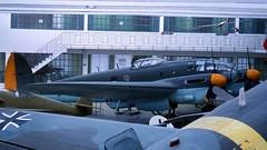 CASA 2.111B (Heinkel He-111) in Oberschleissheim (J.Comstedt) Tags: deutsches museum flugwerft schleissheim oberschleissheim munich deutsc deutschland germany casa heinkel 111 2111 spanish force 6415 b2i77 b2h25 gawha dcagi air johnny comstedt