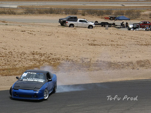 Socal Drift Series Amateur Drifting Competition Round 2