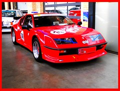 Alpine A310 S Group 4 * Race car with street reg. * V6 3-litre 225 CV 950 kg (Transaxle (alias Toprope)) Tags: french france alpine a310 s group4 racecar street streetreg v6 3litre red rosso rearengine sport performance motorsport race youngtimer youngtimers classiccarsdays oldtimertage berlin classicremise meilenwerk auto autos car cars coche coches bella macchina macchine carro carros voiture voitures classic classics vintage historic antique veteran veterans oldtimer old antigo antiguo antigos antiguos soul beauty power nikon toprope chrome flame flames powerful exotic exotics amazing unique superbe superb françaises