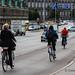 Copenhagen bike commuters
