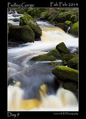 Fab Feb 2014 Day 9 - Padley Gorge (IHD Photography) Tags: fab waterfall district derbyshire peak gorge feb padley 2014 smcda50135mmf28