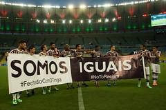 Camarote Tricolor - 15/02/2014 (Fluminense F.C.) Tags: camarote maracan boavista fluminense brunohaddad carioca2014