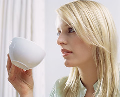 like it_01 (Set to Fly) Tags: woman cup female table holding sitting feminine drinking handsome calm indoors blond attractive taste relaxation youngadult oneperson lookingaway contentment caucasian youngadultwoman humanface onlyoneyoungadultwoman january2006release beautyconcept is959 is959004