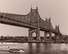 Blackwell's Island Bridge - 1910 (Are Oh Why) Tags: queensborobridge rooseveltisland blackwellsisland blackwellsislandbridge queens59thstreetbridge