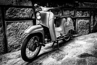 Schwalbe Motor Scooter