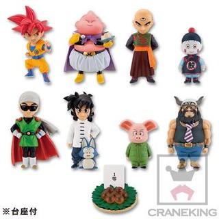 七龍珠Z 劇場版 World Collectable Figure Vol.4