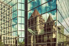 Reflections in Boston (CARLORICCI) Tags: carl