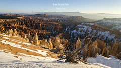 Bryce National park's sunrise (Tianshi_classic) Tags: sunrise landscapes sony bryce 1635mm a99