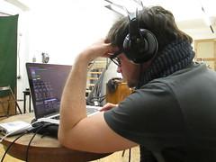 """Workshop: Sound / Sound design / Sound handling • <a style=""""font-size:0.8em;"""" href=""""http://www.flickr.com/photos/83986917@N04/12877456333/"""" target=""""_blank"""">View on Flickr</a>"""