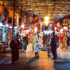 Souks (icewouldsuffice) Tags: africa mountains morocco atlas marrakech
