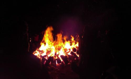 Burning Away the Winter Blues 2014
