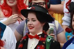 Disney cosplay meet-up group photo at MegaCon 2014 (insidethemagic) Tags: anna olaf frozen photo costume princess cosplay group disney convention megacon meet elsa kristoff 2014 rescuerangers wreckitralph fixitfelix