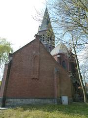 Courtrai, Belgique.- Marke.- L'église Saint-Brice (Pierre Andre Leclercq) Tags: belgique paysages marke courtrai flandre rodenburg régionflamande vlaamsgewestbelgique