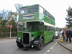 Western National KUO 972 - 959 (Leyland 600) Tags: bristol national western