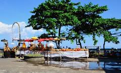 Pura Pantai Klotok (Enginn Engill) Tags: bali indonesia ceremony offering pura pantai klotok