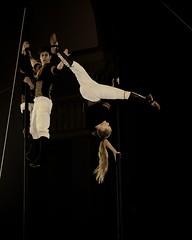Cirque - ECQ - Le bal des maris (eburriel) Tags: show school art artist circo circus des event cirque acrobate qc bal 2014 limoilou maris  ecq  baldesmaris lebaldesmaris