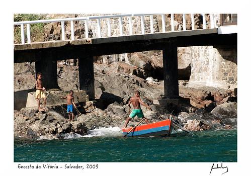 Encosta da Vitória - Salvador, 2009