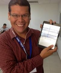 Rocking the Multitrack iPad Editor