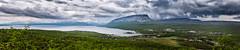 Kilpisjärvi (Tuomo Lindfors) Tags: panorama mountain lake water suomi finland lapland vesi lappi järvi saana tunturi kilpisjärvi colorefexpro niksoftware viveza salmivaara