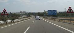 A-23-22 (European Roads) Tags: a23 autovía zaragoza zuera huesca españa aragón spain motorway