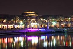 Marina Mall Night (Nourah.A.Edhbayah (Super Flower♥إظبيه)) Tags: marina mall night view nourah abdullah edhbayah kuwait q8 نورة عبدالله اظبيه الكويت مرينا مول ليل