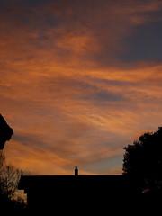 sunset 20150215