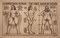 The Ideal Woman (Robert Crumb) (Antoine Bakx) Tags: robertcrumb