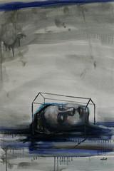 El viaje (ca.chezmay) Tags: pintura óleo oil casm arte artecontemporáneo