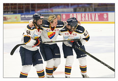 Leksand vs Djurgården (Swede66) Tags: sport hockey ice game tegeraarena lif dif girl ladies exciting tough