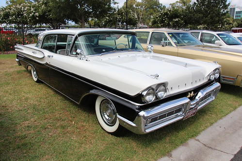1958 Mercury Monterey 4 door Hardtop