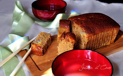 Demerara Kasutera () sponge cake (ichi17) Tags: brown cake japan recipe raw sweet sugar chopsticks bento sponge foodblog foodphotography kasutera
