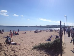 Broughty Ferry Beach (EmmaBurnettx) Tags: beach sunshine broughtyferry