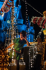 Peter Pan (wdwphotoclub) Tags: street night florida main parade electrical magickingdom msep