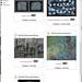 """""""Diptych - Dawn"""" - 5th 2013 ArtSlant Showcase Award"""